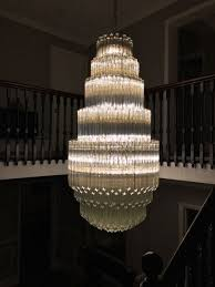 bespoke crystal chandelier london november 2016