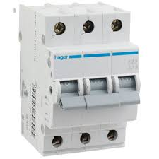hager nt363c circuit breaker three pole 63 amp 10ka hager electrical circuit breakers replacement hager nt363c circuit breaker three pole 63 amp 10ka