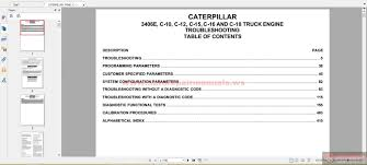 caterpillar on highway engine manuals on pdf auto repair manual click here