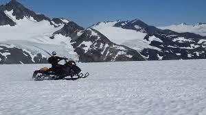 snowmobiling alaska backcountry