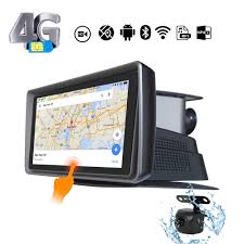New Rochelle Red Light Cameras A928 Android Dvr Navigation Dash Cam Gps Track With 4g Sim