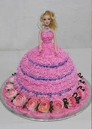 Barbie Cake Birthdaycakeformomcf
