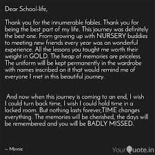 Free Download Quotes On School Days Memories Paulcong