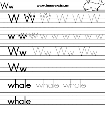 letter-w-handwriting-worksheets-for-preschool-to-first-grade ...