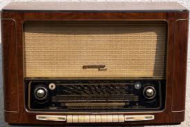Resultado de imagen para Radio antigua