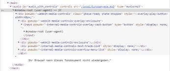 HTML/Web Components/Shadow DOM – SELFHTML-Wiki
