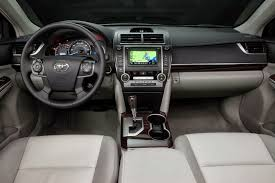 The 2013 Toyota Camry XLE V6 Can Run With Nissan Altima and Honda ...