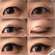 eye makeup for droopy eyes unique