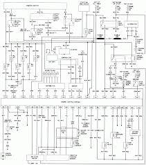 1991 toyota pickup wiring diagram wiring diagram 1991 toyota pickup wiring diagram image