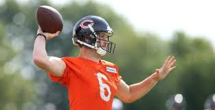 Bears Depth Chart 2016 Espn Predicts Chicago Bears 2016 Qb Depth Chart