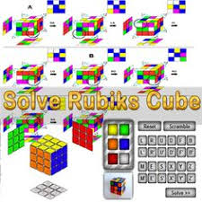 Pattern To Solve Rubik's Cube Custom 48 Best Rubik's Cube Party Images On Pinterest Cubes Life Hacks
