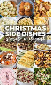 This christmas vegetables recipe will help you to get your assortment of vegetables just right; 60 Best Christmas Side Dishes Yellowblissroad Com
