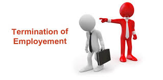 Sample Termination Letter To Employee For Bad Behavior