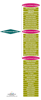Software Engineer Designations Microsoft Career Hierarchy Chart Hierarchystructure Com