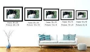 8 by 12 picture frame x frame modern frame elaboration frames ideas x photo frame 8