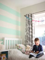green bedrooms pinterest. mint green striped wall love! a little girl\u0027s pink and bedroom tour. bedrooms pinterest