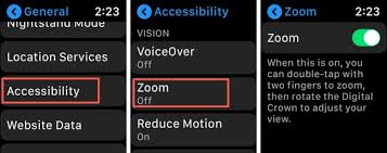 The Zoom Increase Your Apple Watch Screen Size With Zoom Appletoolbox