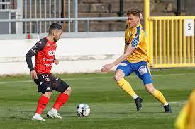 Play-off first leg: balanced first half (0-0) (Seraing) - Archysport