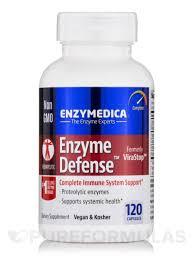 <b>Enzyme Defense</b>™ - <b>120 Capsules</b>