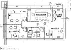 small office floor plans. #711 - 4789 YONGE ST, Toronto, Ontario M2N0G3 C3499089 | Realtor. Office Layout PlanOffice Floor LayoutsSmall Small Plans I