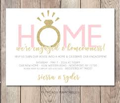 invitation designs for engagement party fresh engagement housewarming party invitations awesome engagement party