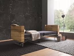 coffee table convertible into a bed or