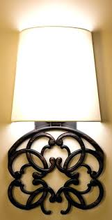 sconcesled wall sconce lighting mounted battery operated lights astonishing about remodel light yell led