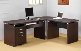 L Shaped Modern Desk Ikea L Shaped Deskl Shape Deskwhite Desk With Gold Kerry E