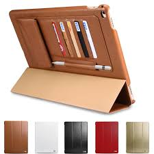 For Apple iPad Pro 12.9 Cover Case Luxury Business Multi-credit Cards Tablet PU Leather Smart for Protect Fundas Multi credit