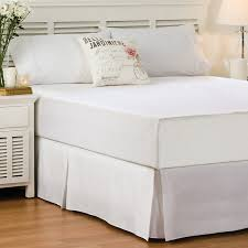 14 bed skirt. Modren Bed Shop Todayu0027s Home Basic Pleated EasyFit Microfiber 14inch Drop Bed Skirt   Free Shipping On Orders Over 45 Overstockcom 17998179 For 14