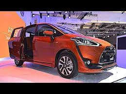 toyota sienta is a mpv with sliding doors