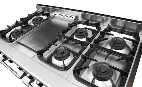 gas stove top with griddle. NXR 48 Inch Range With 6 Burners And Griddle Gas Stove Top