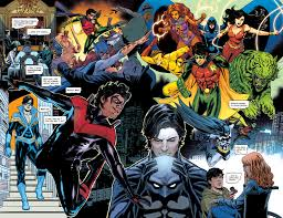 DC Comics Universe & Nightwing #68 Spoilers & Review: 80 Years Of Dick  Grayson, Robin & Nightwing With Batman As Ric Grayson Remembers! Plus Talon  & Court Of Owls! | Inside Pulse