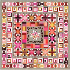 Alternate Colorways for the Aviatrix Medallion Quilt — Oh Fransson & Download Aviatrix Medallion Summer Colorway.  Aviatrix_Medallion_Autumn_Colorway. Aviatrix_Medallion_Autumn_Colorway Adamdwight.com