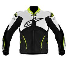 new alpinestars atem leather jacket