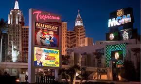 Tropicana Las Vegas Laugh Factory