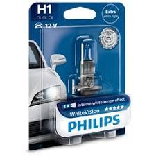 «<b>PHILIPS WhiteVision</b> H1 55W (12258WHVB1)» — <b>Лампы</b> для ...