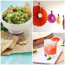 Easy DIY Cinco de Mayo party ideas and recipes. Including guacamole. Of  course.