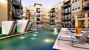 Dallas Design District Apartments Decor