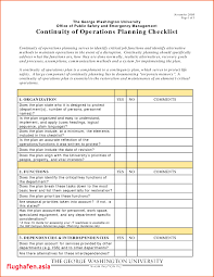 Business Continuity Templates Printable Sales Invoice Certificate