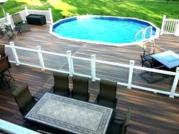 wooden above ground pools full size of wooden swimming pool deck kits wood above ground pools