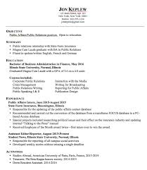 Study Abroad Resume Sample Pin By Latifah On Example Resume Cv Pinterest Sample Resume