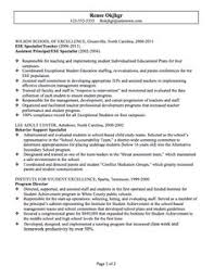 chronological resume sample educator p2 librarian resume examples