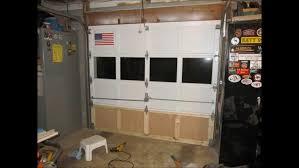 fixing garage doorGarage Doors  Cost Of Replacing Garage Door Panel Replace Opener