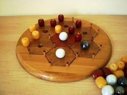 Wooden Strategy Games Board games DIY Puzzles 12