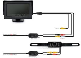 wiring diagram for reverse camera the wiring diagram tft lcd monitor reversing camera wiring diagram nodasystech wiring diagram