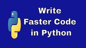 How To Write Faster Code In Python Most Efficient Way To Write Faster Code In Python