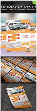 Pressure Washing Flyers Car Wash Flyer Template Car Wash Services ...