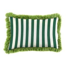 Green Outdoor Pillows Outdoor Cushions The Home Depot
