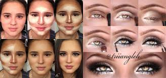 15 easy step by step valentine s day make up tutorials for beginners learners 2016